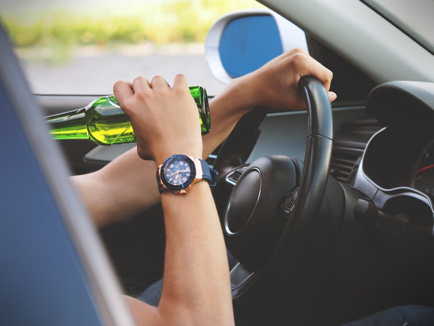 What are the penalties for Drinking and Driving?
