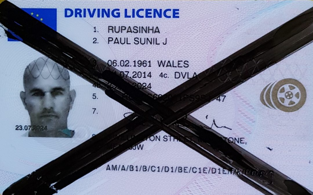 Are you at risk of losing your driving licence?